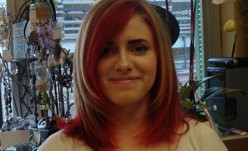 Turn Heads with a Blazing Ombre from Santa Monica Hair Salon - photo#25